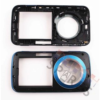 Samsung C115 Galaxy K Zoom Middle Cover, Blue, AD98-15223C