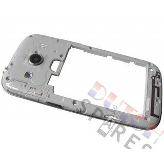 Samsung G357 Galaxy Ace 4 Mittel Gehäuse, Grau, GH98-33749B