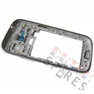 Samsung G357 Galaxy Ace 4 Mittel Gehäuse, Weiß, GH98-33749A