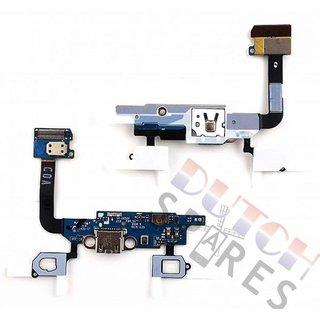 Samsung G850F Galaxy Alpha USB Ladebuchse Board, GH96-07782A