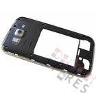 Samsung Middenbehuizing I9060 Galaxy Grand Neo, Zwart, GH98-30372B