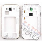 Samsung Mittel Gehäuse I9060 Galaxy Grand Neo, Weiß, GH98-30372A
