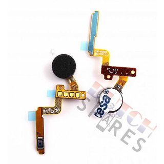 Samsung N910F Galaxy Note 4 Power key flex cable, GH96-07465A