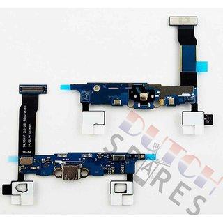 Samsung N910F Galaxy Note 4 USB Ladebuchse Flex Kabel, GH96-07525A