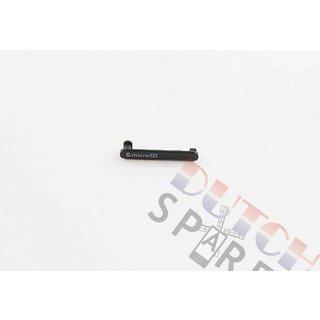 Samsung Galaxy Tab 4 7.0 T230 Geheugenkaart Cover, Zwart, GH63-06397A