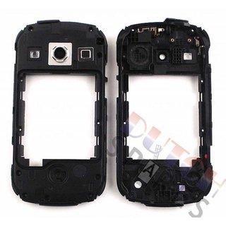 Samsung S7710 Galaxy Xcover 2 Mittel Gehäuse, Schwarz