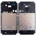 Sony Middenbehuizing Xperia E3, Zwart, A/402-59080-0002