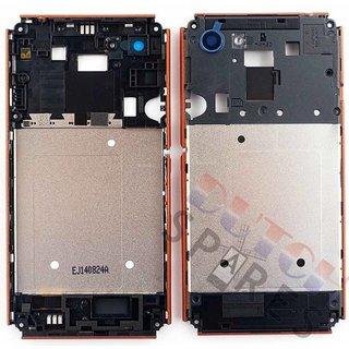 Sony Xperia E3 Middenbehuizing, Koper, A/402-59080-0005