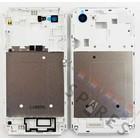 Sony Middenbehuizing Xperia E3, Wit, A/402-59080-0001