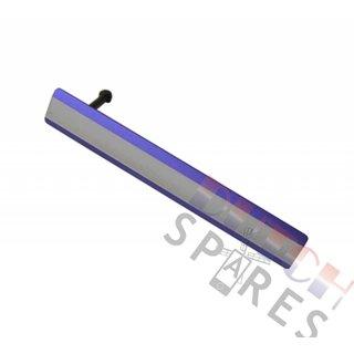 Sony Xperia Z2 SIM+USB Abdeckung, Violett, 1284-6811