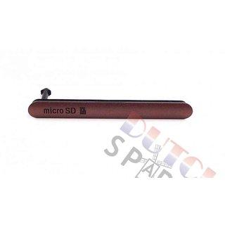 Sony Xperia Z3 SIM+MicroSD Cover, Koper, 1282-3044