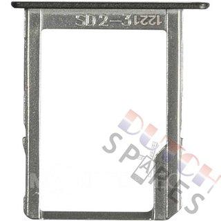 Samsung A500F Galaxy A5 Memory Card Tray Holder, Black, GH61-08201B