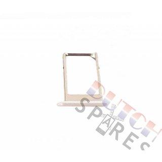 Samsung A300F Galaxy A3 Sim Card Tray Holder, Silver, GH61-08203C