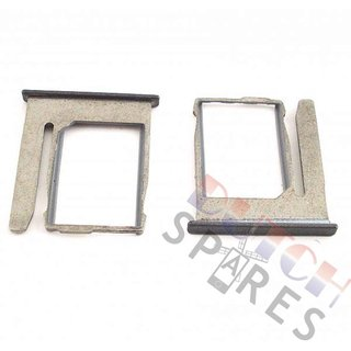 HTC One Mini 2 Sim Card Tray Holder, Grey, 72H08341-00M
