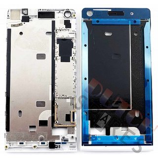 Huawei Ascend G6 Front Cover Rahmen, Weiß