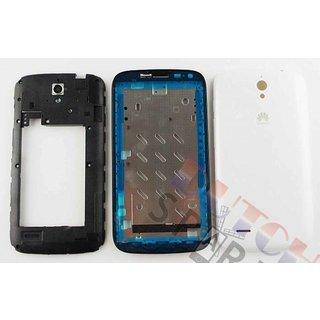 Huawei Ascend G610 Behuizingset, Wit