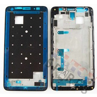 Huawei Ascend G750 Front Cover Rahmen, Schwarz