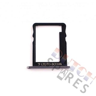 Huawei Ascend P7 Sim Card Tray Holder, Black