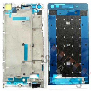 Huawei Ascend P7 Mini Front Cover Frame, White