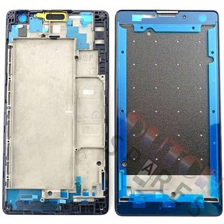 Huawei Honor 3C Front Cover Frame, Zwart