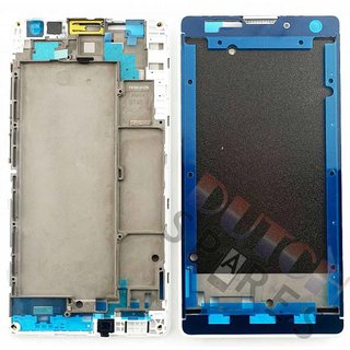 Huawei Honor 3C Front Cover Frame, White