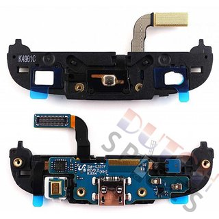 Samsung G357 Galaxy Ace 4 USB Ladebuchse Flex Kabel, GH96-07516A