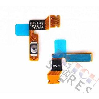 Samsung G850F Galaxy Alpha Power key flex cable, GH96-07464A