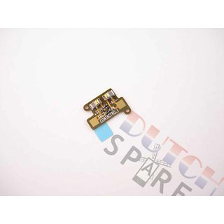 Samsung G870 Galaxy S5 Active Side Key Flex Cable Contact, GH59-14059A