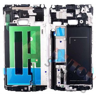 Samsung N910F Galaxy Note 4 Front Cover Frame, GH98-34587B