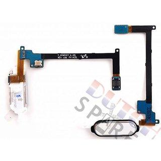 Samsung N910F Galaxy Note 4 Home Taste Flex Kabel  , Weiß, GH96-07432B