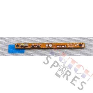Samsung N910F Galaxy Note 4 Seiten-Tasten Flex-Kabel Contac, GH59-14238A, B