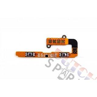 Samsung N910F Galaxy Note 4 Volume key flex cable, GH59-14178A