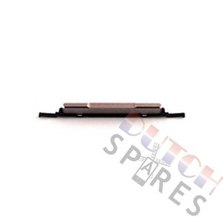 Samsung N910F Galaxy Note 4 Volume Button, Goud, GH98-34197C