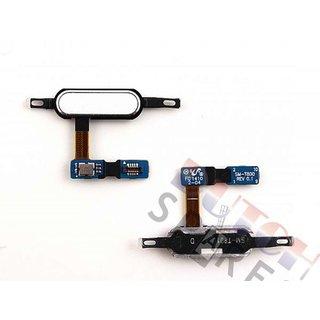 Samsung Galaxy Tab S 10.5 T800 Home Button Flex, White