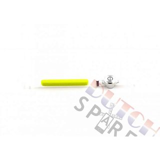 Sony Xperia E3 Aan/Uit + Volume Button, Lime, A/404-59080-0004