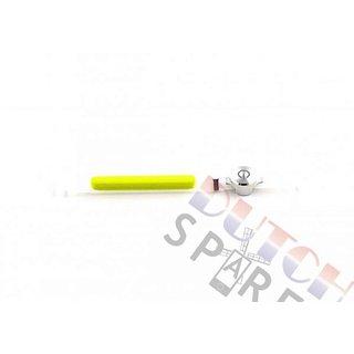 Sony Xperia E3 Einschalt + Laut/Leise Knopf, Lime, A/404-59080-0004