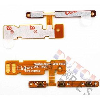 Sony Xperia E3 Ein/Aus + Laut/Leise Schalter Flex Kabel, A/321-M000-00142