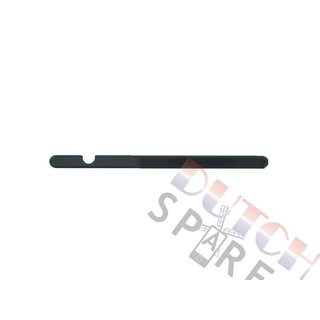Sony Xperia M2 D2303, D2305, D2306 Dekoration Cover, Schwarz, 254FVY5212W, Side panel top