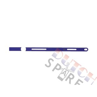 Sony Xperia M2 D2303, D2305, D2306 Dekoration Cover, Violett, 254FVY5225W, Side panel right