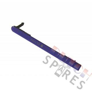Sony Xperia M2 D2303, D2305, D2306 Sim+MicroSD  Card Cover, Purple, 306JVY5214W