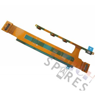 Sony Xperia T3 Ein/Aus + Laut/Leise Schalter Flex Kabel, F/312GUL24C0D