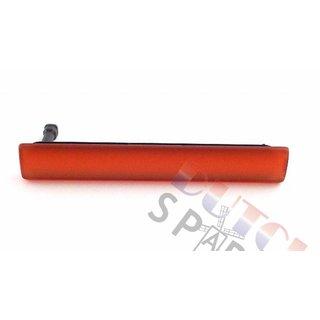 Sony Xperia Z3 Compact Sim Card Cover, Orange, 1284-3487