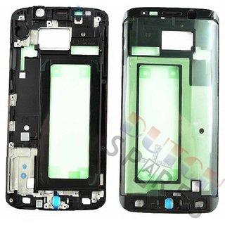 Samsung G925F Galaxy S6 Edge Front Cover Rahmen, GH98-35849A
