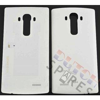 LG H815 G4 Akkudeckel , Weiß, ACQ87865353