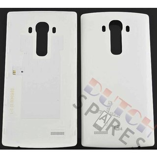 LG H815 G4 Battery Cover, White, ACQ87865353
