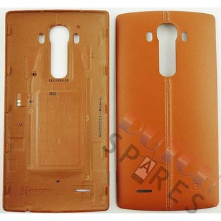 LG H815 G4 Battery Cover, Brown, ACQ88373052