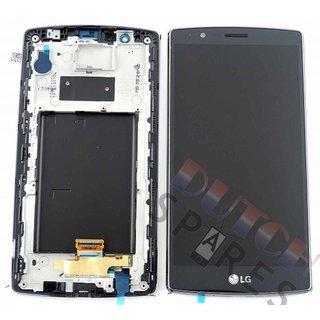 LG H815 G4 LCD Display Module, Black, ACQ88367631;ACQ88367621