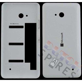 Microsoft Lumia 640 Back Cover, White (glossy), 02509H7
