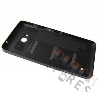Microsoft Lumia 640 Back Cover, Black (matted), 02509T5
