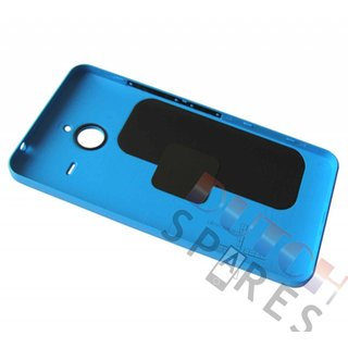 Microsoft Lumia 640 XL Achterbehuizing, Cyaan (Mat), 02510P7